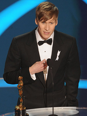 Dustin Lance Black Wins