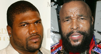 Rampage Jackson To Play B A Baracus In The A Team
