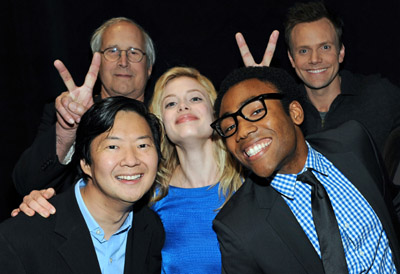 Community cast paleyfest