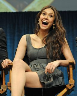 Nina Dobrev at PaleyFest