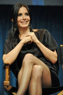 Courteney Cox at PaleyFest