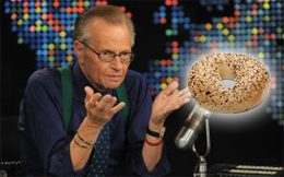 Larry-king-bagel