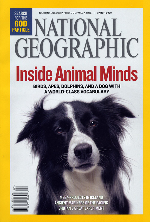 Rico in National Geographic